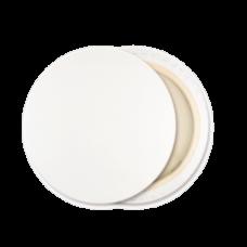 Круглый холст на подрамнике 30 см диаметр (хлопок)