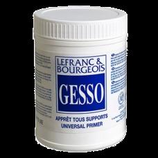 Грунт Lefranc акриловый белый Acrylic Gesso 1000 мл