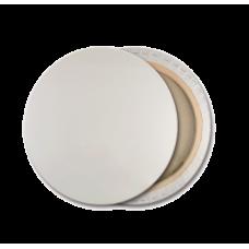 Круглый холст на подрамнике 100 см диаметр (лен)