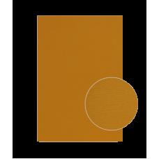 Холст на картоне 18х20 см, Охра светлая, акрил, ROSA Studio