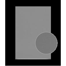 Холст на картоне 18х20 см, Светло-серый, акрил, ROSA Studio