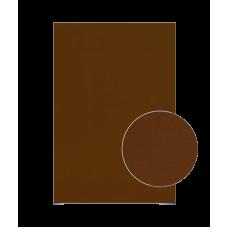 Холст на картоне 18х20 см, Умбра натуральная, акрил, ROSA Studio