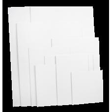 Холст на картоне 20х20 см, акрил, 4Art