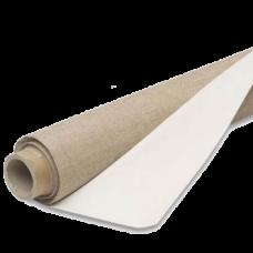 Холст в рулоне 1,5х10 м хлопок среднее зерно 340 г Pintura Италия TPC1508V